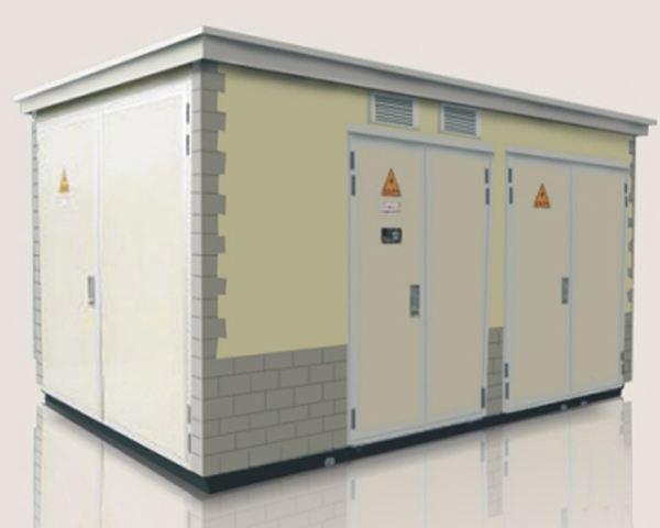 1000KVA~1600KVA箱式变电站
